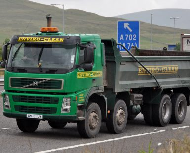 Tipper Hire Glasgow