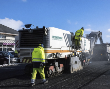 Road Planing and Surfacing Solutions Bolton