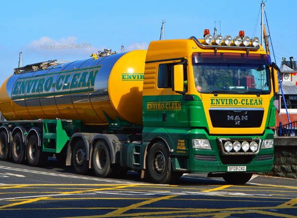 fresh portable water tanker